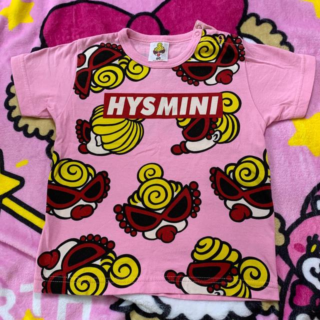 HYSTERIC MINI(ヒステリックミニ)のヒスミニ Tシャツ キッズ/ベビー/マタニティのキッズ服女の子用(90cm~)(Tシャツ/カットソー)の商品写真