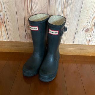 ハンター(HUNTER)のHUNTER長靴キッズ(長靴/レインシューズ)