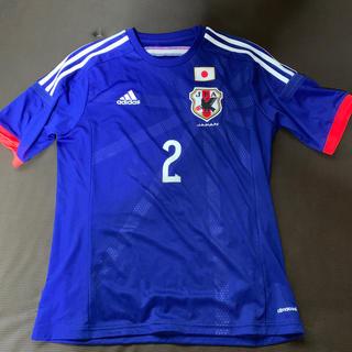 adidas - サッカー日本代表ユニフォームレプリカ 内田選手