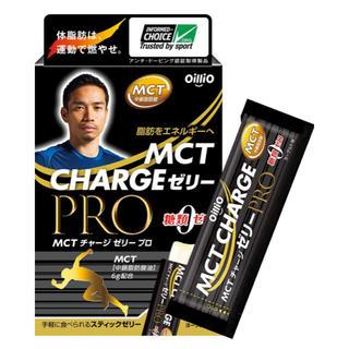 ニッシンショクヒン(日清食品)の日清オイリオ MCT CHARGE ゼリー PRO 15g×14本  (その他)
