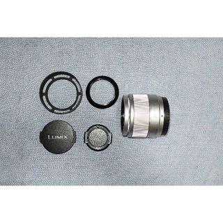 Panasonic - マイクロフォーサーズ LUMIX G 25mm F1.7 ASPH. フード2種