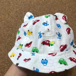 美品 西松屋 帽子 48