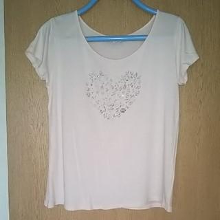 エヌナチュラルビューティーベーシック(N.Natural beauty basic)のTシャツ(Tシャツ(半袖/袖なし))