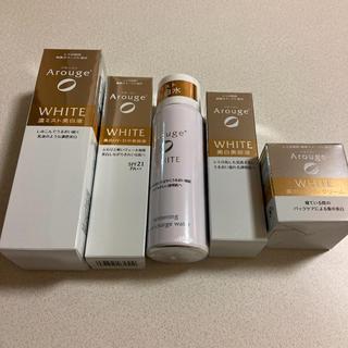 アルージェ(Arouge)のアルージェ  ホワイトニング  化粧水  美容液  クリーム  5点セット(化粧水/ローション)