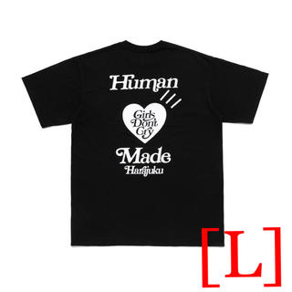 Human made ✖️girls don't cry Tシャツ L(Tシャツ/カットソー(半袖/袖なし))