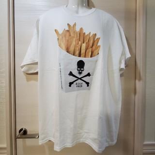 ミルクボーイ(MILKBOY)の【MILKBOY】スカルポテト プリント 白Tシャツ XXL(Tシャツ/カットソー(半袖/袖なし))
