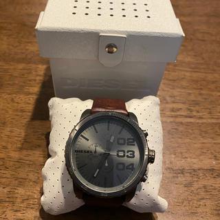 ディーゼル(DIESEL)の【値下げ】DIESEL 腕時計 DZ-4210 美品(腕時計(アナログ))