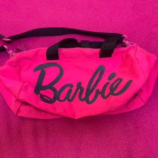 バービー(Barbie)のBarbie  ショルダーバッグ ドラムバック(ドラムバッグ)