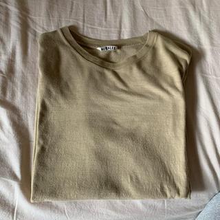 ヤエカ(YAECA)のAURALEE Tシャツ(Tシャツ(半袖/袖なし))