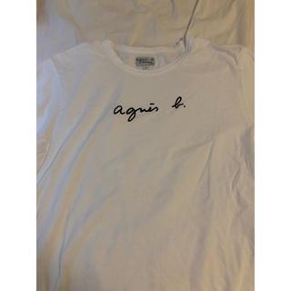 agnes b. - アニエスベー agnes b Tシャツ ホワイト 白