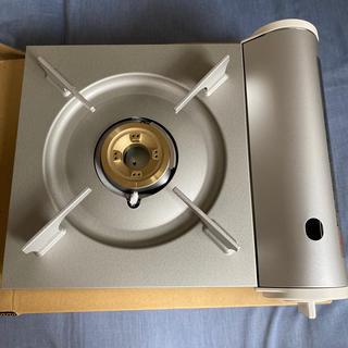 ムジルシリョウヒン(MUJI (無印良品))の新品 無印良品 カセットコンロ(ストーブ/コンロ)