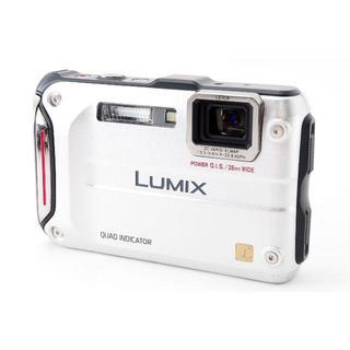 Panasonic - ★付属充実★パナソニック Panasonic LUMIX DMC-FT4