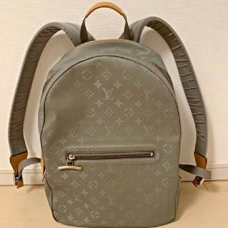 LOUIS VUITTON - ルイ・ヴィトン バックパック モノグラムチタニウム 18AW限定