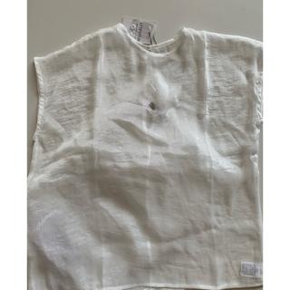 グレイル(GRL)の新品○グレイル⭐︎シアーフレンチスリーブブラウス[gz2044](シャツ/ブラウス(半袖/袖なし))