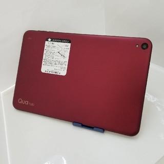 キョウセラ(京セラ)の254 ジャンク au KYT33 Qua tab(タブレット)