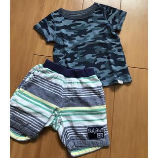 BABYDOLL - Tシャツ ハーフパンツ 80