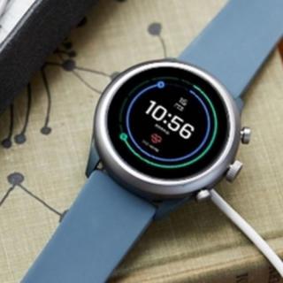 フォッシル(FOSSIL)のFOSSILスマートウォッチ(腕時計(デジタル))