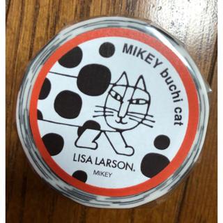 Lisa Larson - 495円 リサラーソン マイキー マスキングテープ マステ 新品 北欧 日本製