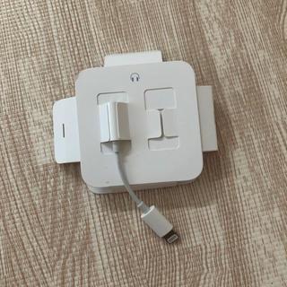 iPhone - iPhone イヤホン変換アダプタ