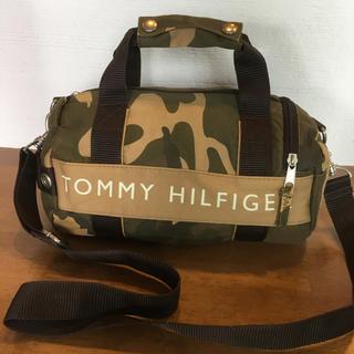 トミーヒルフィガー(TOMMY HILFIGER)のトミーフィルフィガー  ミニボストン(ボストンバッグ)