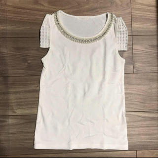 ミーア(MIIA)のMIIA Tシャツ タンクトップ(Tシャツ(半袖/袖なし))