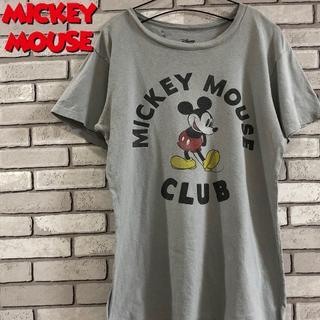 ミッキーマウス(ミッキーマウス)の激レア 入手困難 ミッキーマウス 海外古着 ディズニー ヴィンテージ Tシャツ(Tシャツ(半袖/袖なし))
