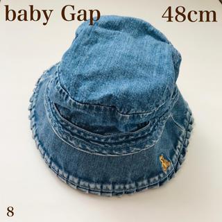 babyGAP - babyGap ベビーギャップ デニム 帽子 12〜18ヵ月