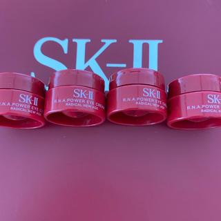 エスケーツー(SK-II)の10g SK-II R.N.A.パワーアイクリーム ラディカルニューエイジ(アイケア/アイクリーム)