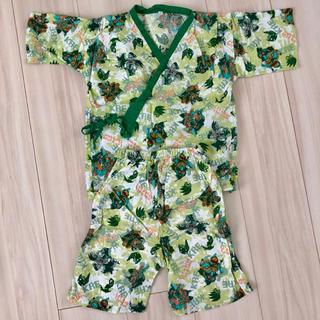 バンダイ(BANDAI)の子供服 キッズ 仮面ライダー エグゼイド 甚平 男の子 120cm(甚平/浴衣)