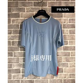 プラダ(PRADA)のPRADA スポーツシャツ (Tシャツ(半袖/袖なし))