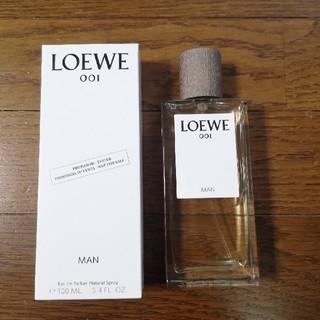 ロエベ(LOEWE)のLOEWE 香水 001 MAN(香水(男性用))
