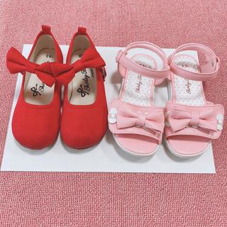 シャーリーテンプル(Shirley Temple)のシャーリーテンプル 靴 サンダル 16(サンダル)