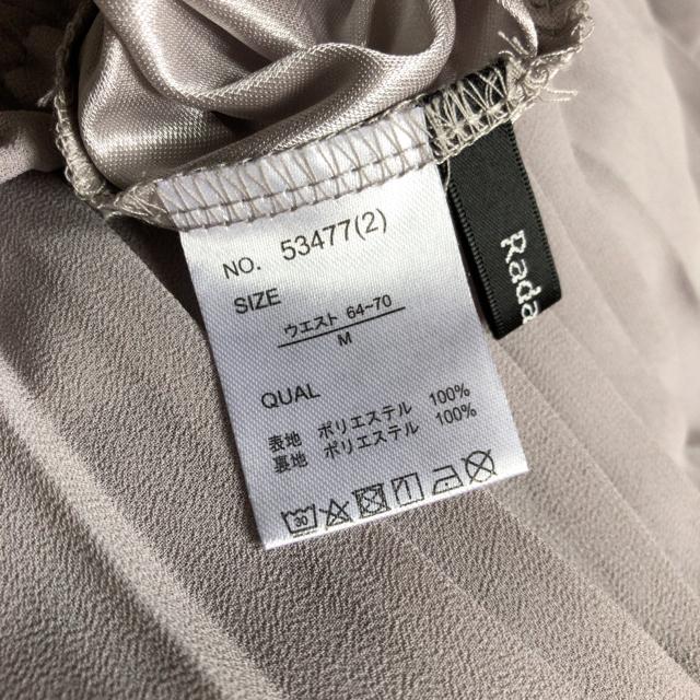 しまむら(シマムラ)のプリーツスカート レディースのスカート(ロングスカート)の商品写真