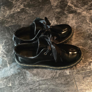 ザラ(ZARA)のリボンローファー(ローファー/革靴)
