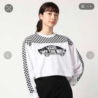 ヴァンズ(VANS)のVANSトップス(Tシャツ(長袖/七分))