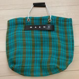 マルニ(Marni)のマルニ フラワーカフェ バッグ(トートバッグ)