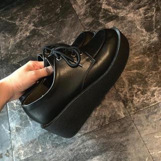 バブルス(Bubbles)の厚底ローファー(ローファー/革靴)