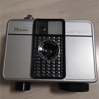 リコー(RICOH)のリコー オートハーフ E フィルムカメラ ハーフカメラ(フィルムカメラ)