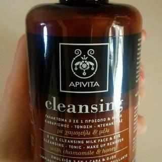 アピヴィータ(APIVITA)のAPIVITA  cleansing(クレンジング/メイク落とし)
