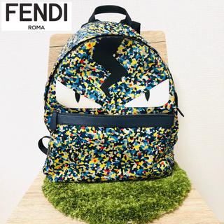 フェンディ(FENDI)のセール レア 正規品 大人気 FENDI バッグバグズ モンスター バックパック(バッグパック/リュック)