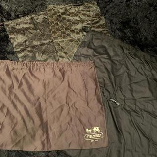 ドルチェアンドガッバーナ(DOLCE&GABBANA)のD&G 、GUCCI、COACH 布袋(ショップ袋)