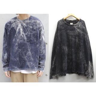 ノンネイティブ(nonnative)のイエスタデイズトゥモロウ YSTRDYS TMRRW LS TEE Tシャツ(Tシャツ/カットソー(七分/長袖))