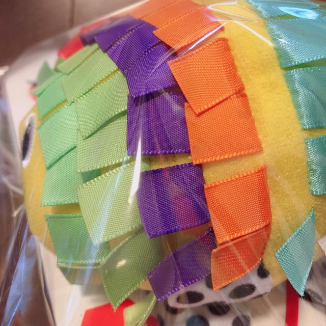 Sassy(サッシー)のsassy DADWAY ガラガラ リボンボール ラトル 未使用 キッズ/ベビー/マタニティのおもちゃ(がらがら/ラトル)の商品写真