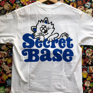 シークレットベース(SECRETBASE)の新品♡secret base♡Tシャツ♡S(Tシャツ/カットソー(半袖/袖なし))