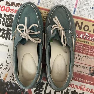 ティンバーランド(Timberland)のTimberland23.5cm(ローファー/革靴)