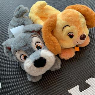 ディズニー(Disney)の新品未使用 タグ付き ルームシューズ わんちゃん(その他)