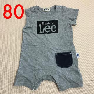 バディーリー(Buddy Lee)の半袖 ロンパース 80センチ(ロンパース)