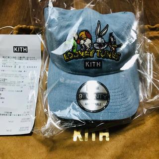 Supreme - kith newera looney cap キース ニューエラ キャップ