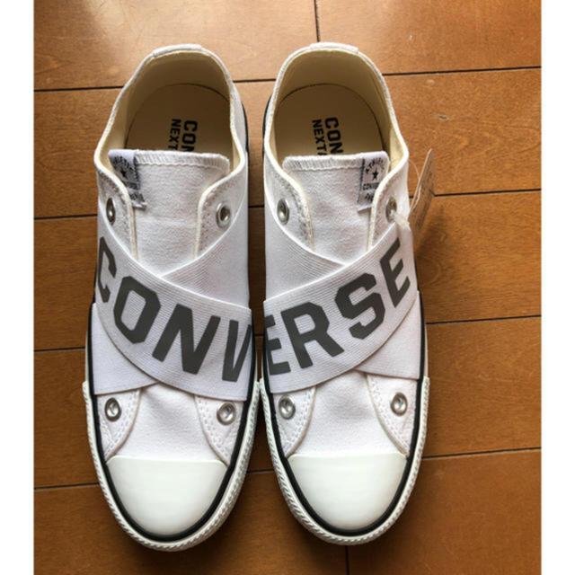 CONVERSE(コンバース)の新品☆コンバーススニーカー23㎝ レディースの靴/シューズ(スニーカー)の商品写真