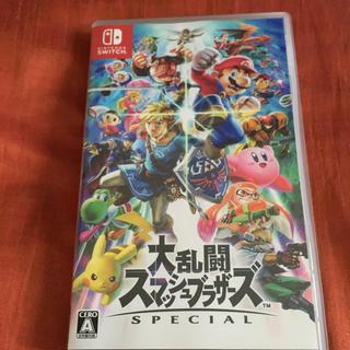 Nintendo Switch - 大乱闘スマッシュブラザーズ SPECIAL Switch スマブラ ソフト